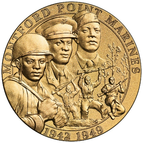 Montford Point Marines Congressional Gold Medal